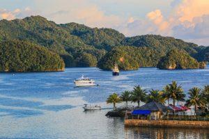 Tauchgebiet Palau