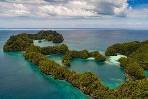Palau - Rock Islands
